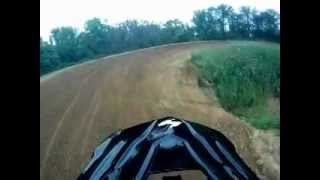 8. KLX 250s Motocross Haspin Acres 5/13/2012