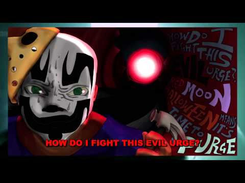 Red - The official music video for Insane Clown Posse's 'Red Moon Howl.' Celebrating the 20th Anniversary of Hallowicked. All pictures interpreted by the Juggalos! Written by Insane Clown Posse...