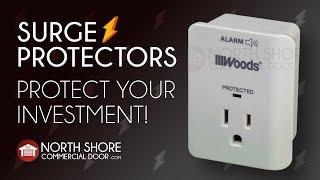 Surge Protectors by North Shore Commercial Door .com