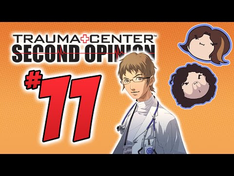 center - Uh... maybe she swallowed a knife?? Game Grumps are: Egoraptor: http://www.YouTube.com/Egoraptor Danny: http://www.YouTube.com/NinjaSexParty Game Grumps on Facebook: https://www.facebook.com...