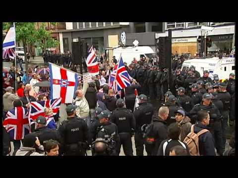 Belfast G8 demo passes peacefully