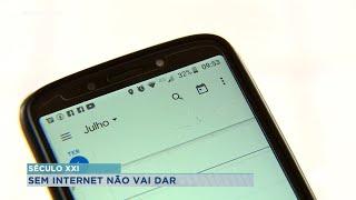 Marília: problema de sinal de telefone causa transtorno para moradores