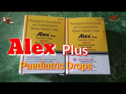 Alex Plus Drops