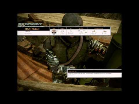 Battlefield BC2 - M95 - Red Dot (Sniper)