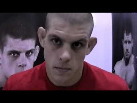 Joe Lauzon On UFC 123 Bout with George Sotiropoulos