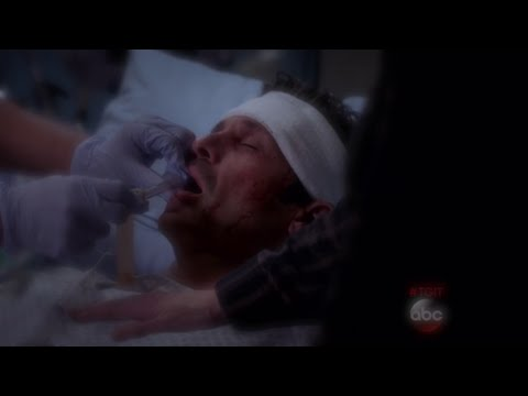 grey's anatomy - addio derek sheperd..