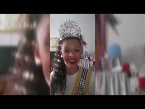 Videomontaje de la Corte de honor infantil y juvenil del carnaval 2020