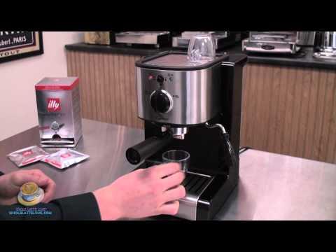 Capresso EC100 Semi-automatic Espresso Machine