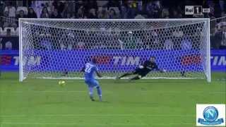 Video Supercoppa Italiana 2014 - Juventus-Napoli 2-2 (7-8) - Immagini RAI HD - Sintesi e Rigori MP3, 3GP, MP4, WEBM, AVI, FLV Februari 2019