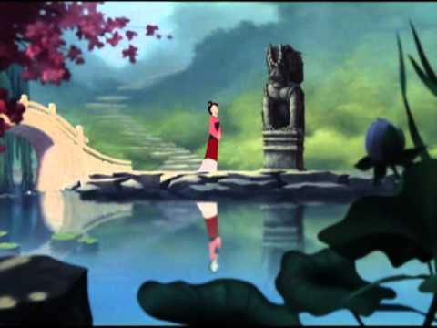 Imagens de reflexão - Mulan - Imagem