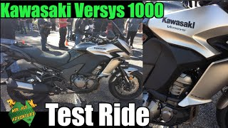 8. 2016 Kawasaki Versys Bike Review & Test Ride