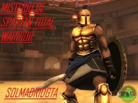spartan total warrior xbox rom