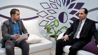 برنامج حوار وآراء ضيف الحلقة : الدكتور إياد العقاد