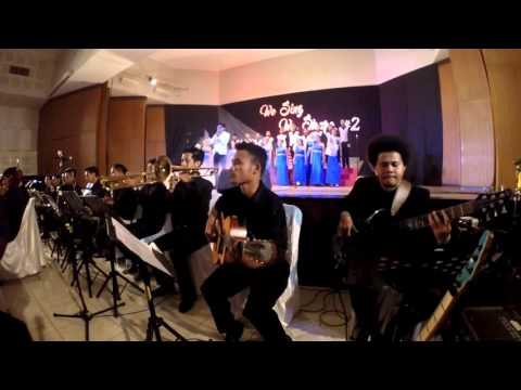 Violet Vocal Feat. Himasik Lite Orchestra - Heal The World