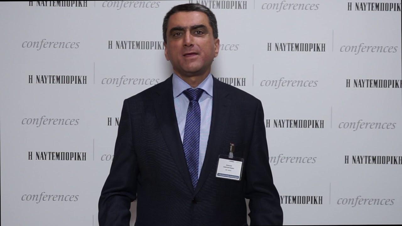 Μιχάλης Κωνσταντινίδης, CEO, METIS Cyberspace Technology SA