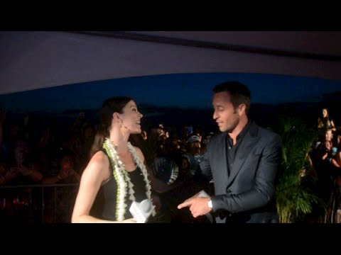 Hawaii Five-0 Season 6 Red Carpet Premiere Highlights - Malika Interviews the Cast!
