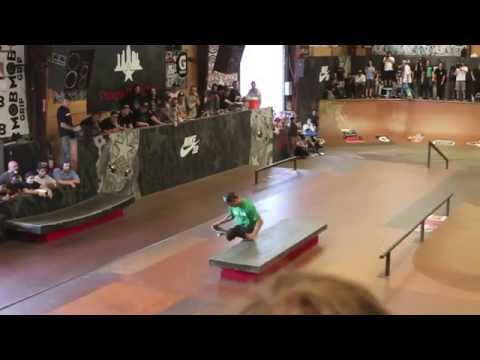 Italo Romano - Italo Romano Tampa Pro 2012 http://www.robbrink.com.