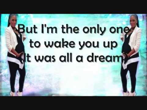 Tamar Braxton- The one (lyrics)