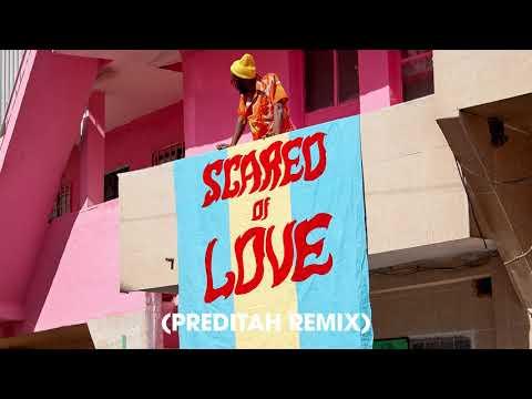 Rudimental Scared Of Love Feat Ray Blk  Stefflon Don Preditah Remix