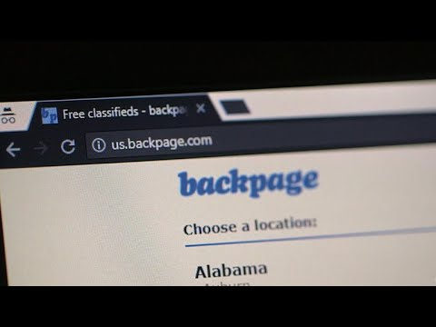 Backpage.com Seized By Feds Over Sex Trafficking Ads
