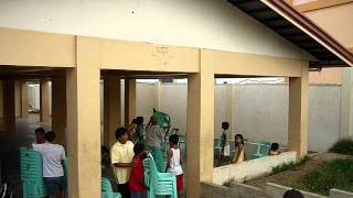 San Pedro Philippines  city photos : San Pedro, Laguna, Philippines, Southville Medical Mission July 5th, 2011 Part 1