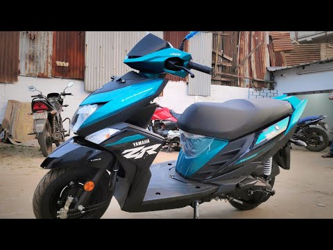 2019 Yamaha Ray ZR- Drum UBS (Unified Braking) - Honest and detailed review