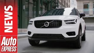New Volvo XC40 revealed to challenge BMW X1 and Jaguar E-Pace by Auto Express