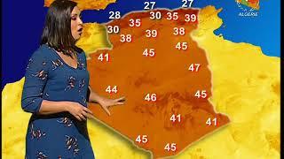 Retrouvez la météo du samedi 22 juin 2019 sur Canal Algérie