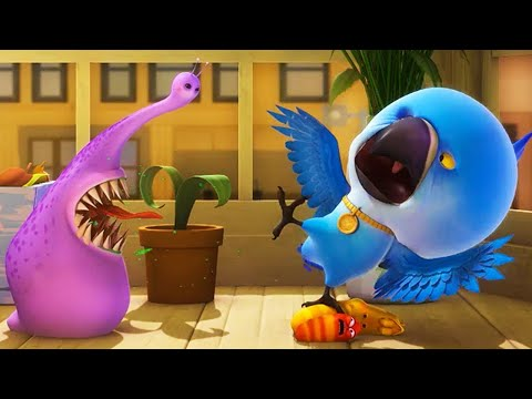 LARVA - BODYGUARD | Cartoons For Children | Larva 2019 | Larva Cartoon | WildBrain Cartoons - Thời lượng: 35 phút.