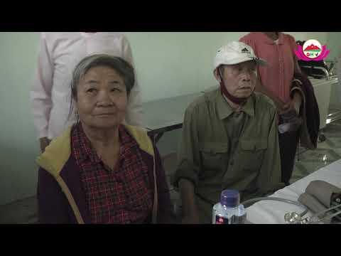 Quỳ Hợp khám và cấp phát thuốc miễn phí cho người dân xã Châu Lý