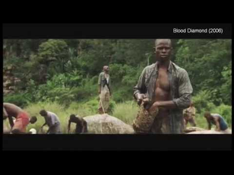 "clip4 ""Boss, I wanna go toilet"" -Blood Diamond (2006)"