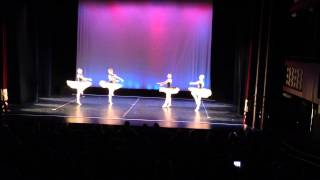 Choreography: M. Petipa; Staging: Elena Tiuriakulova; Music: Minkus.