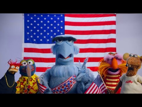 Happy Fourth of July From The Muppets