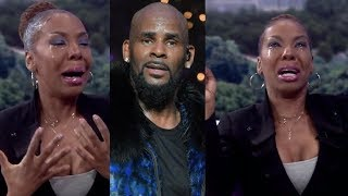 R Kelly's EX Wife TELLS ALL!!! Explaining HOW she got away!