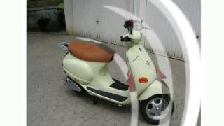 7. 2004 Vespa ET2 Base Features & Specification