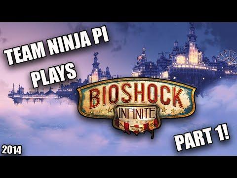 Bioshock Infinite Part 1 -  Underwater Auto-erotic asphyxiation