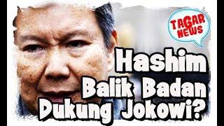 Video Sebut Jokowi Menang di Survei Internal Gerindra, Hashim Balik Badan MP3, 3GP, MP4, WEBM, AVI, FLV Oktober 2018
