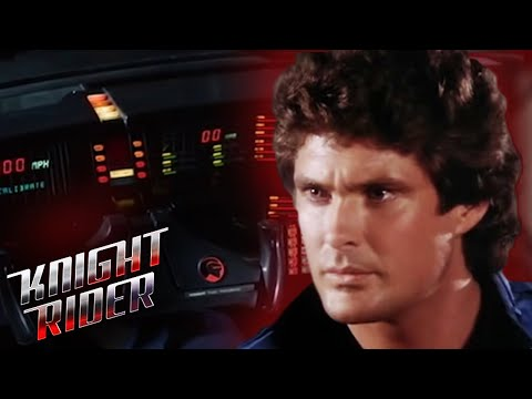 Michael is introduced to KITT | Knight Rider