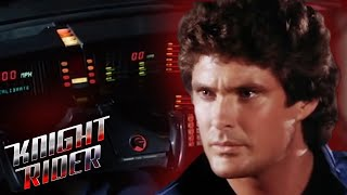 Video Michael is introduced to KITT   Knight Rider MP3, 3GP, MP4, WEBM, AVI, FLV Juni 2019