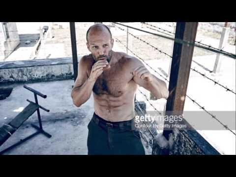 Jason Statham Training (Martial arts) (видео)