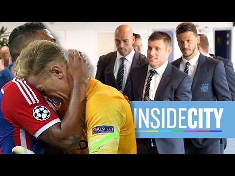 Video: INSIDE CITY 123 | Chappy's Adventures and Munich in the Champions League