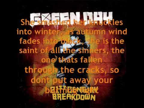 4.- Green Day- ¡Viva La Gloria! [Lyrics] [HQ]