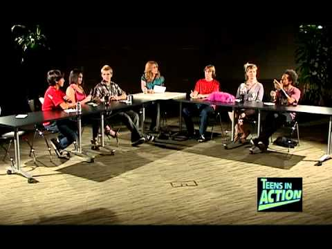 Bullying: Teen Panel Discusses the Issue