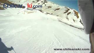 Pista Shake, Valle Nevado Chile
