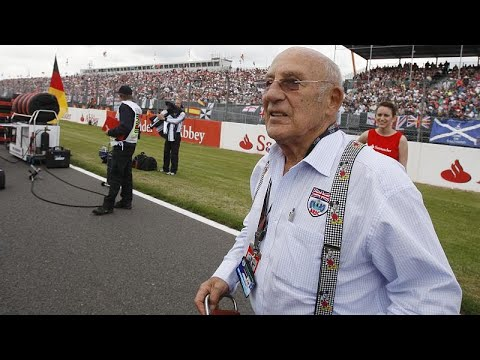 Πέθανε ο θρύλος της F1 Στέρλινγκ Μος