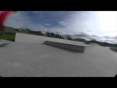 Westport Skatepark Opening Day