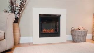 Ingleton Ivory Complete Electric Suite