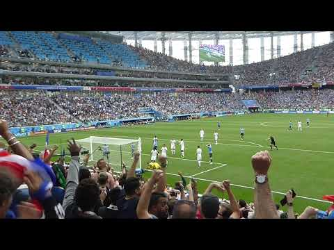 Énorme parade de Hugo Lloris ● Uruguay vs France ● 1/4 final World Cup Russia 2018