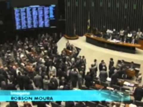 Congresso conclui votao da MP dos Portos