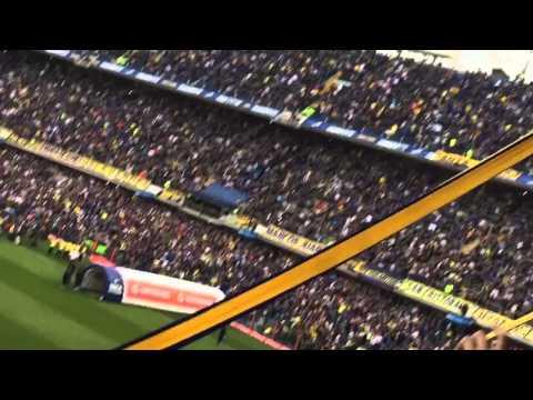 Boca Banfield 2015 - Sale Boca - La 12 - Boca Juniors